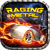 3D RAGING METAL – Stock Car Street Racing Games